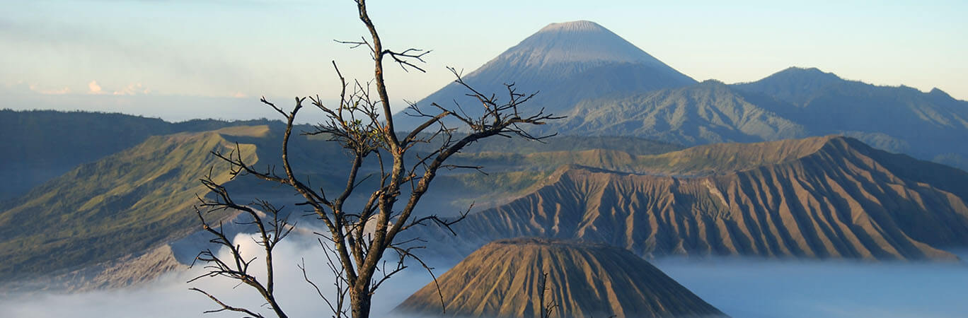 Bromo Mountain - East Java