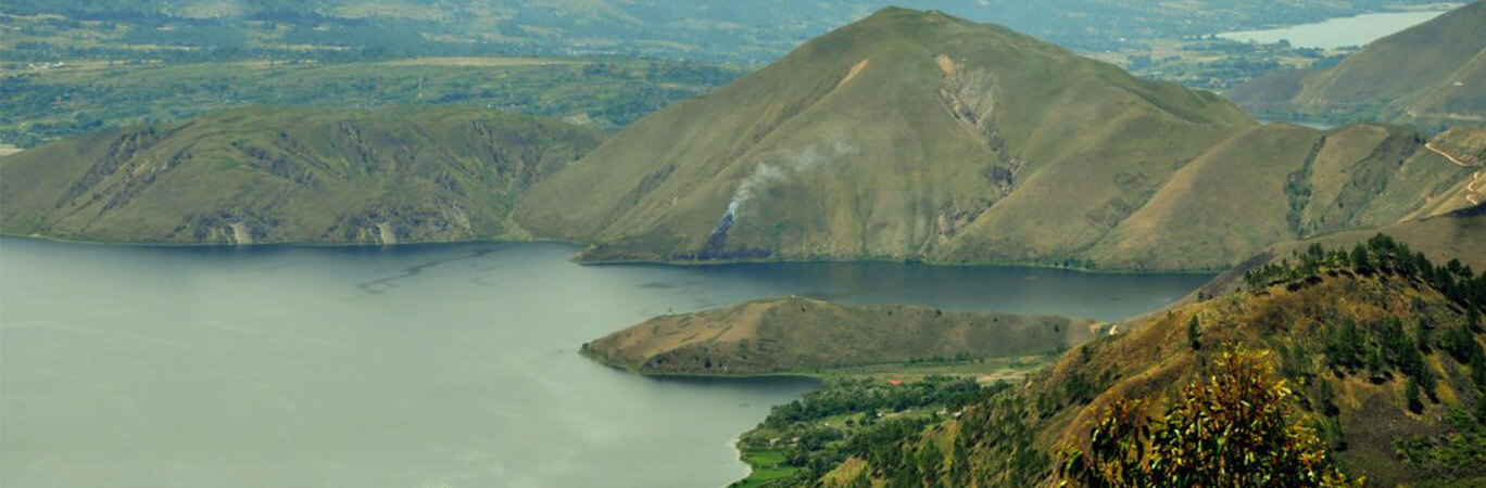 Toba Lake - North Sumatera